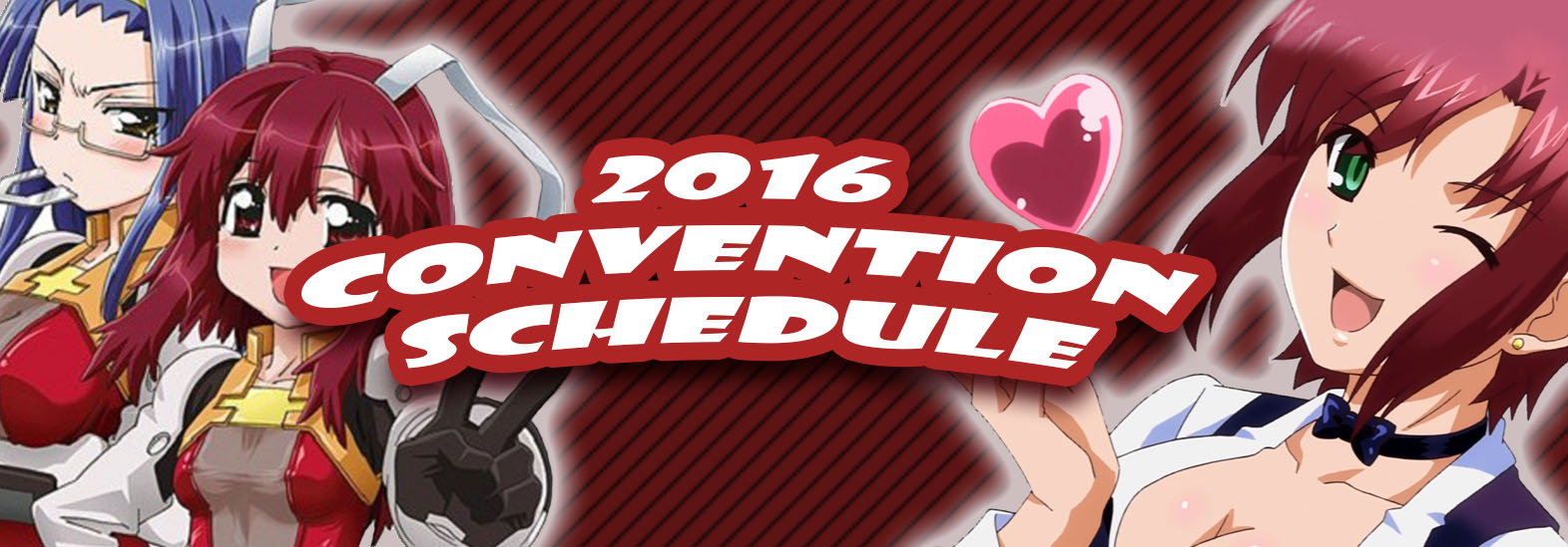 Find us at these 2016 Conventions!
